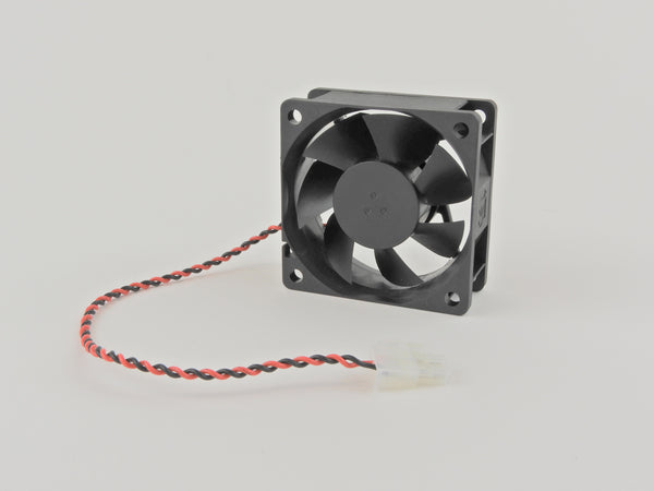 Rear Panel Fan Assembly, 24 VDC