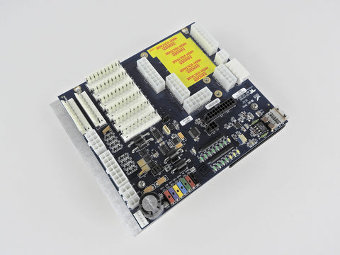 Relay Board and Power Supply Assembly