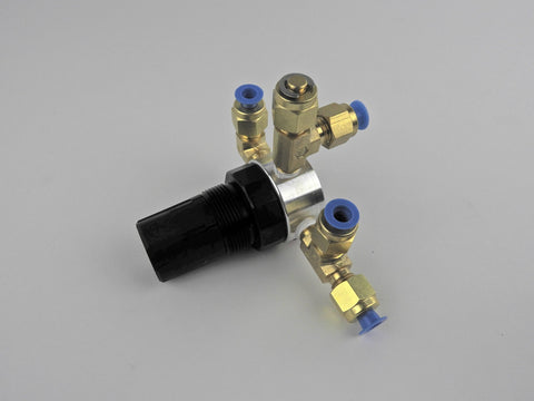 Pressure Regulator Assembly