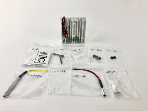 Assembly, COOLER, W/ HEATSINK, SOx/NOx, *