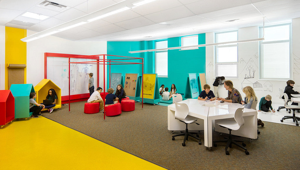 Three ways to design a better classroom