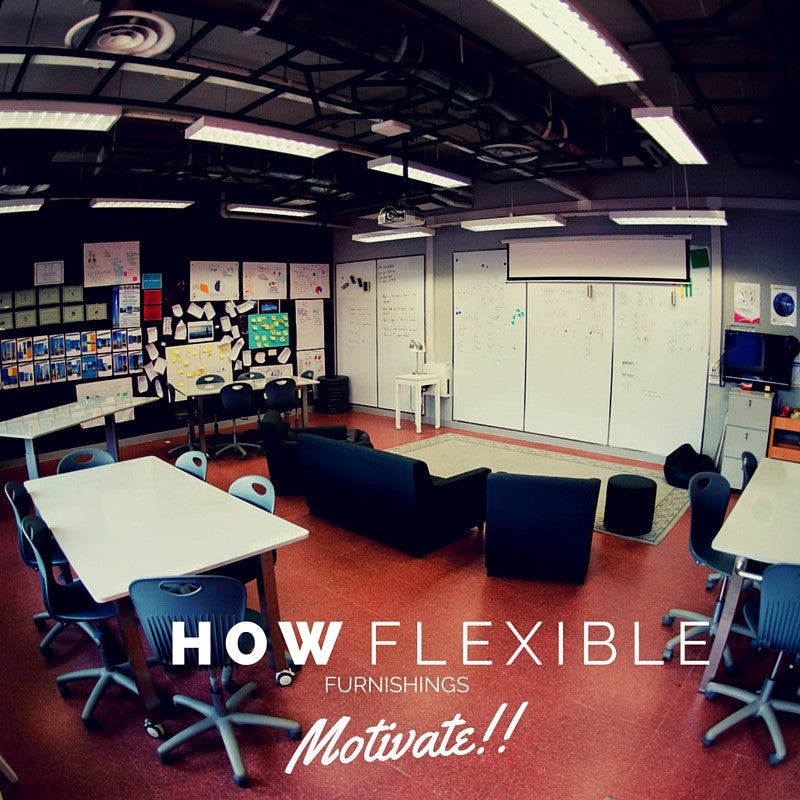 How Flexible Furnishings Motivate