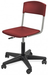 DuraPos Gas-Lift Swivel Chair