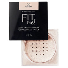 Fit Me Loose Finishing Powder