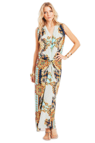 Bohemian Everly Maxi Dress