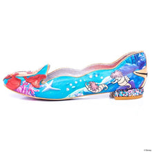 Irregular Choice x Disney Princess Collection - Seaside Cutie Flats