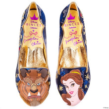 Irregular Choice x Disney Princess Collection - As Old As Time Shoes