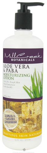Aloe Vera and PABA Moisturizing Lotion 16 fl. oz.