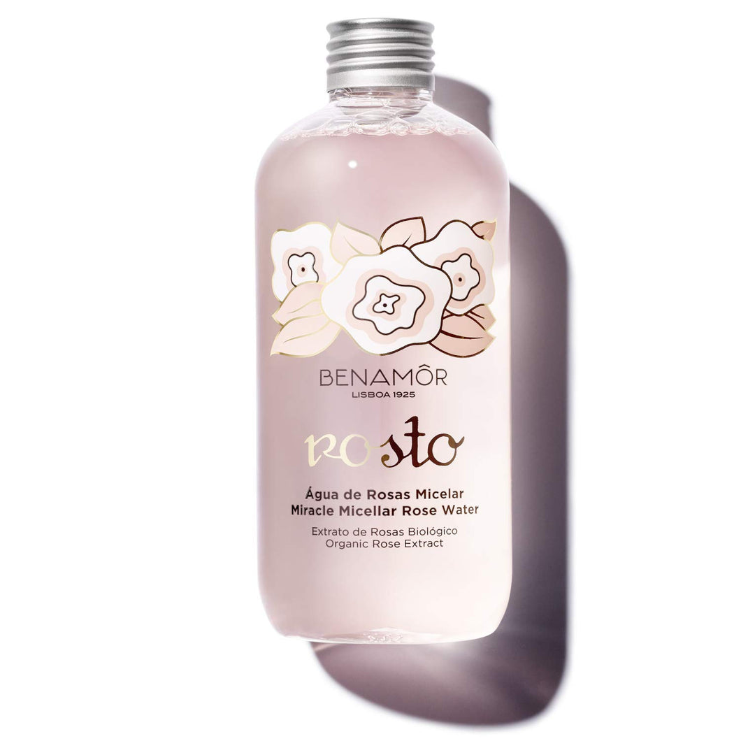 Rosto Micellar Rose Water 300ml.