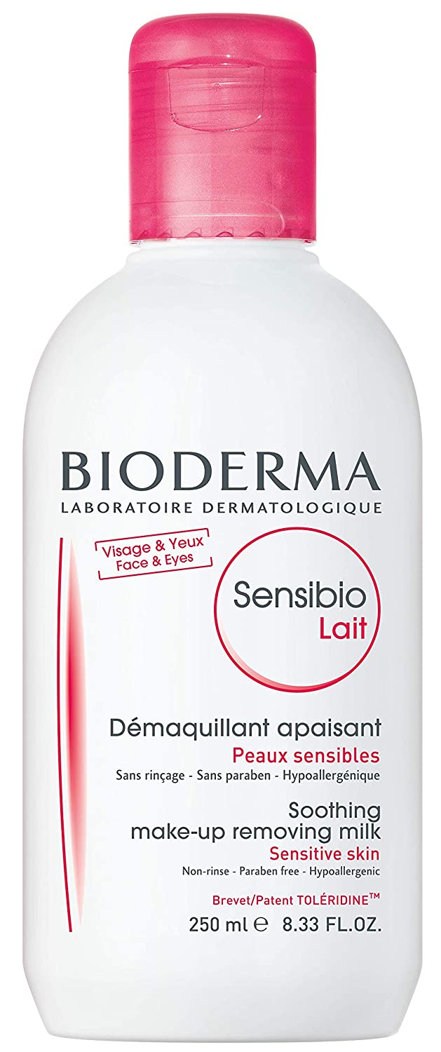Sensibio Lait Soothing Make-up Removing Milk 250ml.
