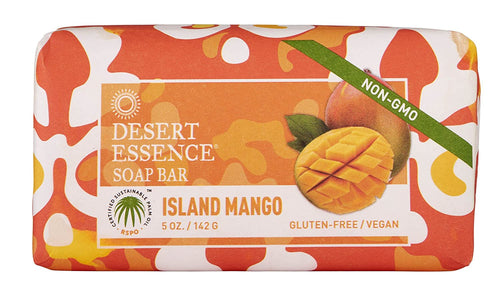 Island Mango Soap 5oz. 142g