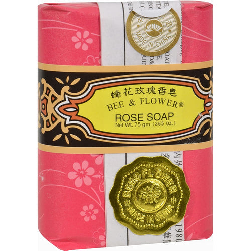 Rose Soap 2.65oz. 75g