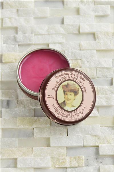Smith's Brambleberry Rose Lip Balm Tin