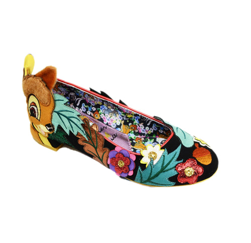 Disney Bambi Sweet Little Prince Flat Shoes Limited Edition