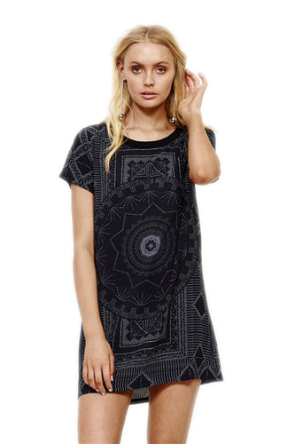 Star Gazer Tee Dress