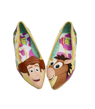 Irregular Choice x Disney Toy Story Round Up Gang Flat Shoes