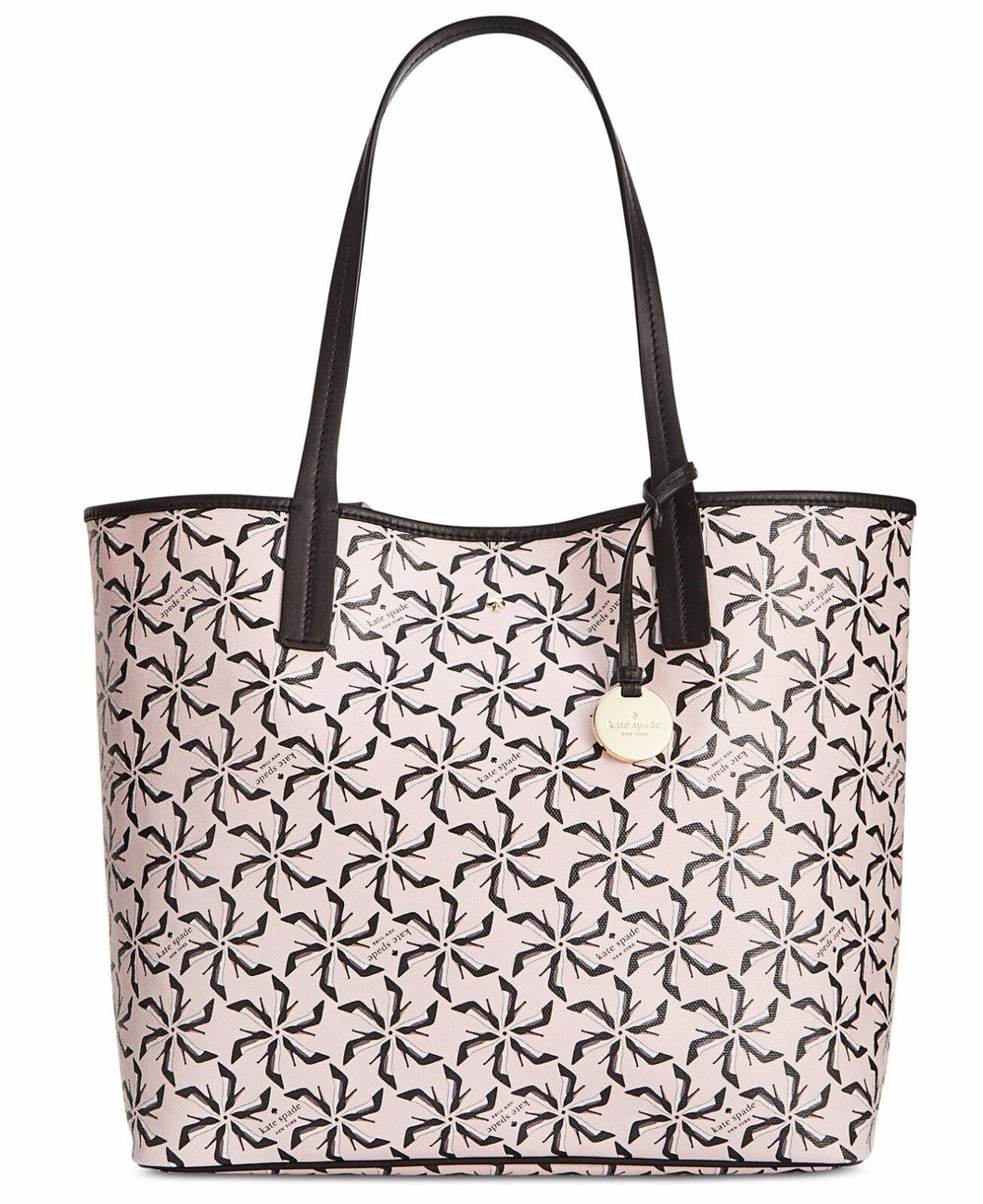 Broome Street Pinwheel Court Tanner Lightweight Tote Shopper Bag