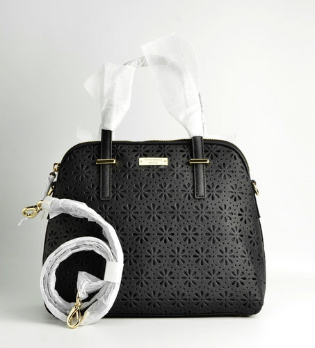 Maise Cedar Street Perforated Leather Bag