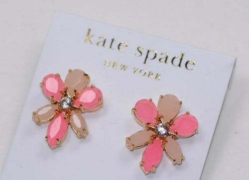 Gardens Of Paris Oversized Stud Earrings