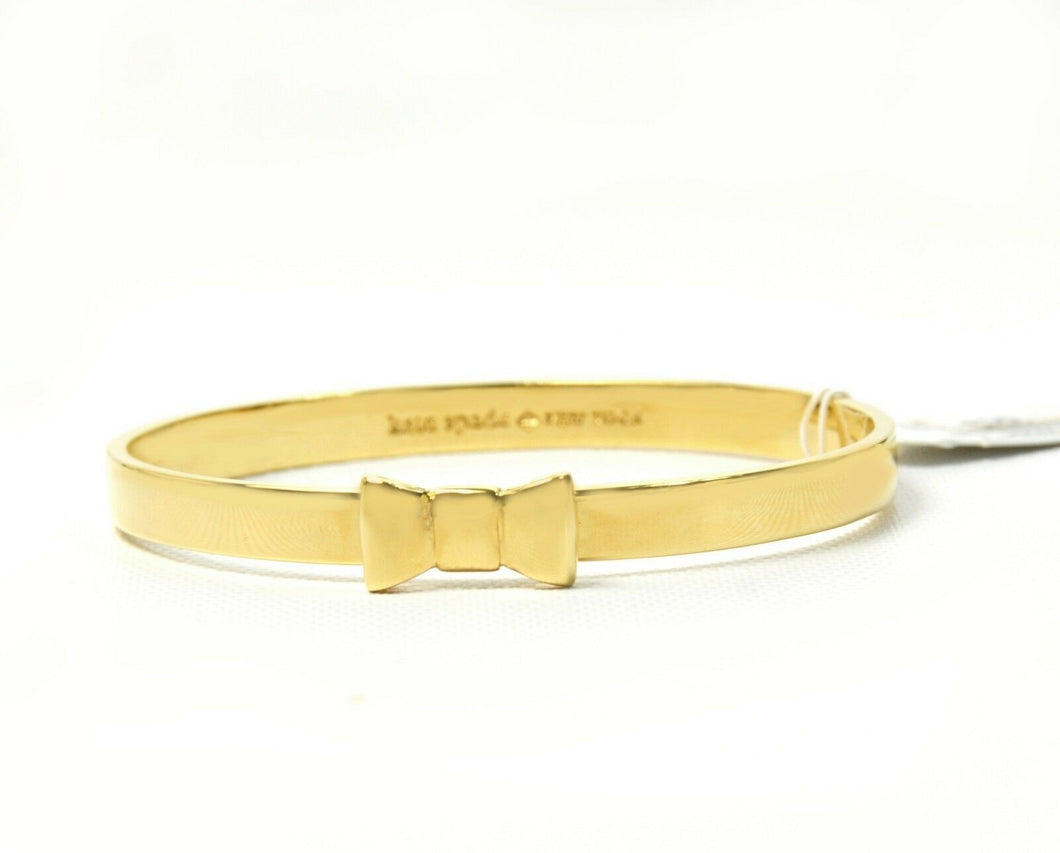 Take a Bow Enamel Skinny Bangle
