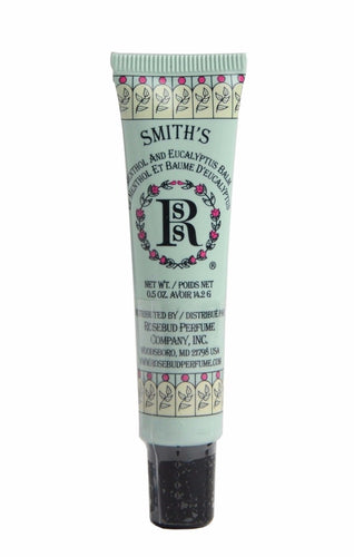 Smith's Menthol and Eucalyptus Balm Tube