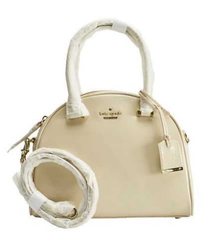 Cedar Street Small Pearl Patent Leather Bag