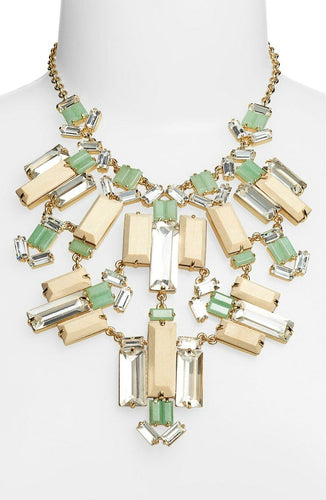 Centro Tiles Statement Necklace