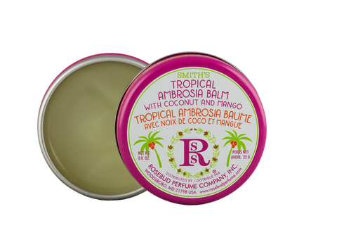 Smith's Tropical Ambrosia Lip Balm Tin