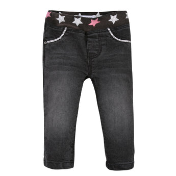 3 Pommes Gris Anthracite Jeans