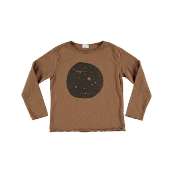 Buho Andy Happiness Caramel T-Shirt