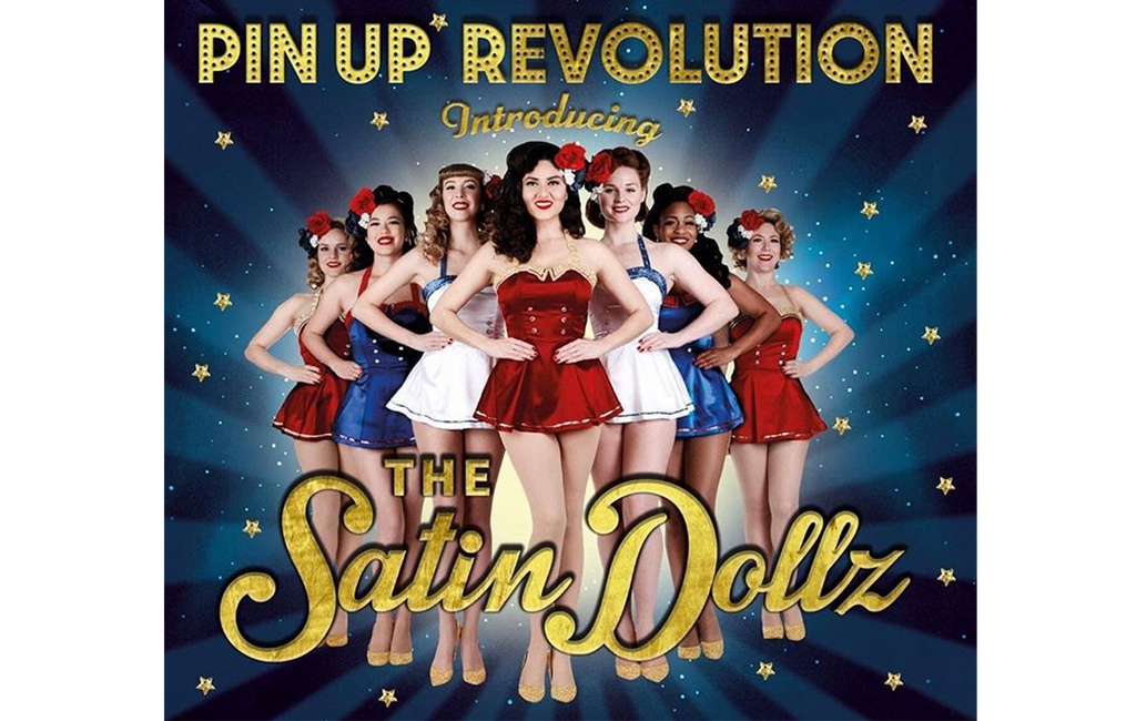 Introducing The Satin Dollz!