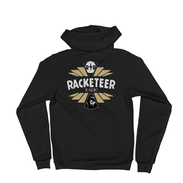 Racketeer Radio Hoodie sweater - The Hartmann Company