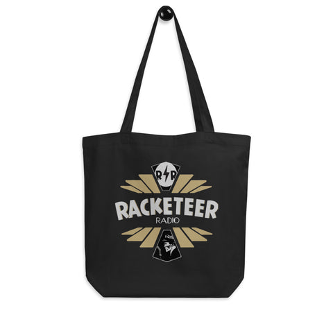 Racketeer Radio Orchestra Eco Tote Bag - The Hartmann Company