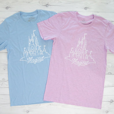 MAGICAL | Tees Bundle | Lavender & Blue