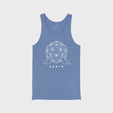 EARTH | Tank | Blue