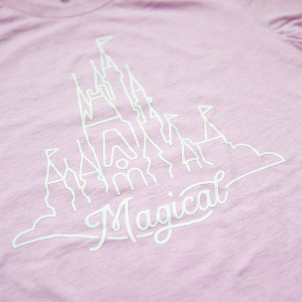 MAGICAL | Tee | Heather Lavender