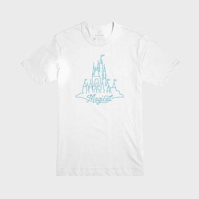MAGICAL | Tee | White