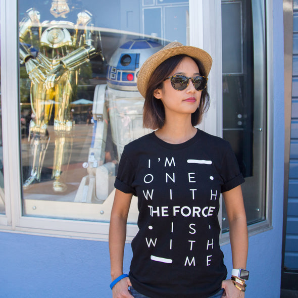 THE FORCE | Tee | Black