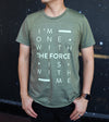 THE FORCE | Tee | Heather Olive
