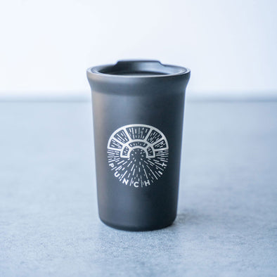 PUNCH IT | Tumbler | Black