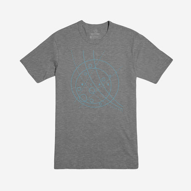 RISE | Tee | Dark Heather