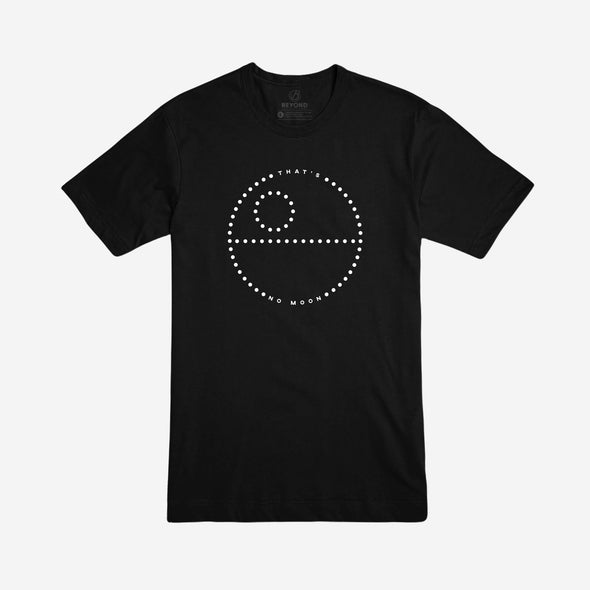 THAT'S NO MOON | Tee | Black