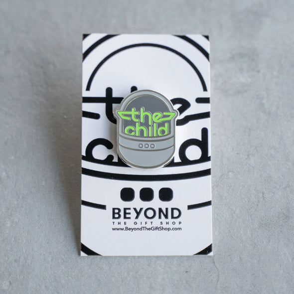 THE CHILD | Pin | Silver