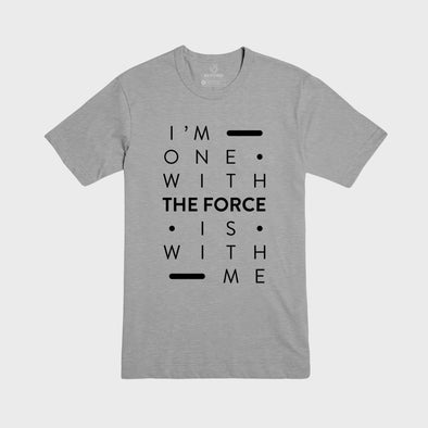 THE FORCE | Tee | Grey