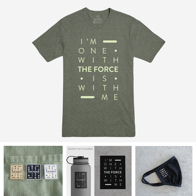 THE FORCE | Jedi Bundle | Olive Tee