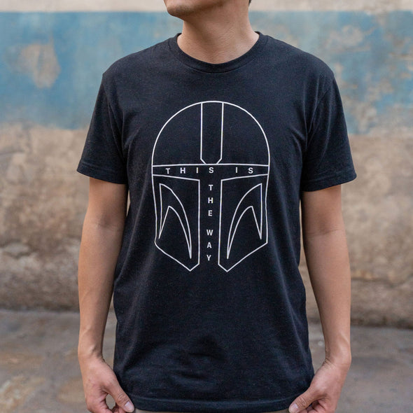 THIS IS THE WAY | The Mando Bundle | Black Tee
