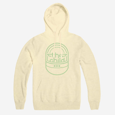 *PRE-ORDER | THE CHILD | Hoodie | CREAM