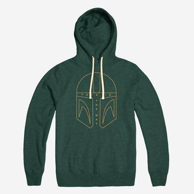 *PRE-ORDER | THIS IS THE WAY | Hoodie | Forest