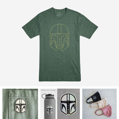 THIS IS THE WAY | The Mando Bundle | Forest Tee