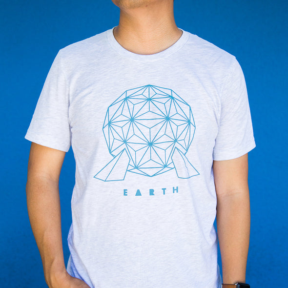 EARTH | Ash Tee & Pin Bundle